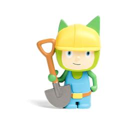 Tonie-Hörfigur: Kreativ-Tonie Bauarbeiter