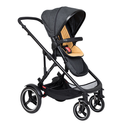phil&teds Voyager buggy ( 8 Farben ) Butterscotch