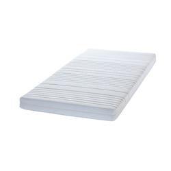 Kaltschaummatratze COMVITAL, GMD Living, 12 cm hoch, aus hochwertigem, punktelastischem PUR-Kaltschaum 90 cm x 200 cm x 12 cm