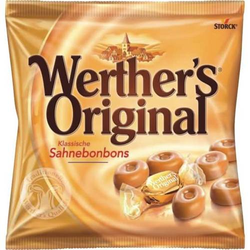 Sahne Bonbons Werthers Original 120g