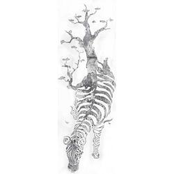 Öl-Wandbild Serengeti 50cm x 150cm