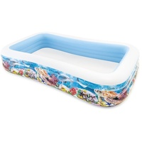 Intex Swim Center Family Tropical Reef 305 x 183 x 56 cm