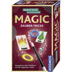 Zauber-Tricks - Zaubern lernen im Handumdrehen