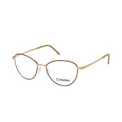 Neubau Eyewear SARAH T037/75 7930, inkl. Gläser, Cat Eye Brille, Damen