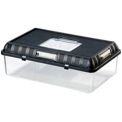 EXO TERRA Terrarium Brutbox L, BxTxH: 41,5x26,5x15 cm schwarz