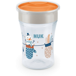 NUK Becher Snow Magic Cup 230 ml, blau blau