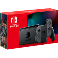 Nintendo Switch grau (Modell 2019)