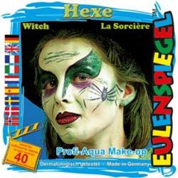 Motiv-Set Hexe