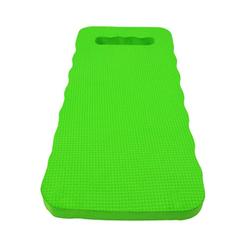eyepower Knieschutz Knieschutz Kniematte mit Tragegriff extra dick, Knie- und Sitzkissen grün
