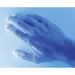 UV-Stempelfarbe Blau 50ml