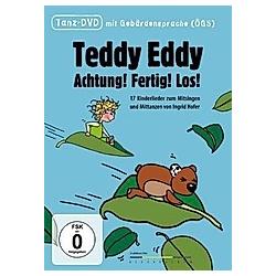 Teddy Eddy - Achtung! Fertig! Los!, 1 DVD