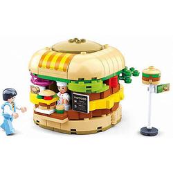 Hamburger Bude (264 Teile)