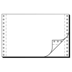 SIGEL Endlospapier A5 quer 2-fach, 56 g/qm weiß 2.000 Blatt