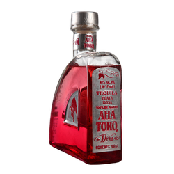 Aha Toro Diva Plata Tequila 40% vol. 0,70l