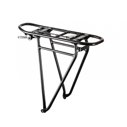 racktime Fahrrad-Gepäckträger System-Gepäcktr. Racktime Eco 2.0 Tour schwarz, 26