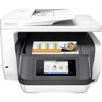 HP OfficeJet Pro 8730 All-in-One Tintenstrahl-Multifunktionsdrucker A4 Drucker, Scanner, Kopierer, F
