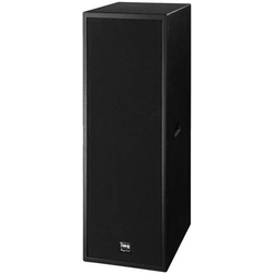 IMG STAGELINE CLUB-1SUB Passiver PA Subwoofer 20cm 8 Zoll 600W 1St.