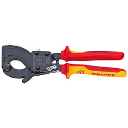 Kabelschneider VDE mit Mehrkomponenten-Griffen 250mm KNIPEX