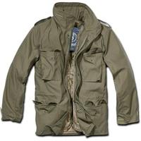Brandit Textil M-65 Field Jacke Classic olive L