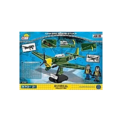 COBI 5705 Junkers JU 87 B-2 Stuka