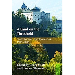 A Land on the Threshold - Buch