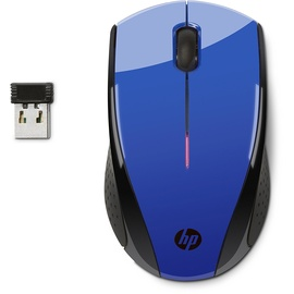 HP X3000 Cobalt Blue Wireless Mouse (N4G63AA)