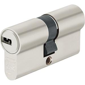 ABUS EC550NP Profilzylinder EC550 NP, Lg 35/35mmm.3 Schlüssel, mit N+G, Wendeschlüssel, 35/35 mm