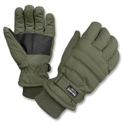 Mil-Tec Handschuhe mit Thinsulate Futter oliv, Größe S/7
