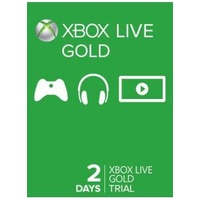 Microsoft Xbox Live Gold (48 Stunden Trial)