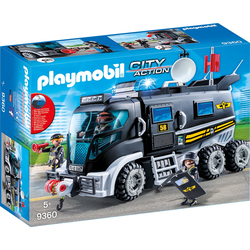Playmobil City Action SEK-Truck, Playmobil