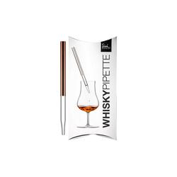 Eisch Whisky-Pipette Gentleman Whisky-Pipette Kupfer im Geschenkkarton