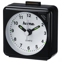Hama 186329 REISEWECKER A50