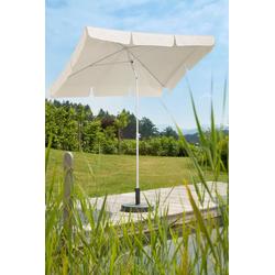 Schneider Schirme Sonnenschirm Ibiza, LxB: 180x120 cm, ohne Schirmständer beige