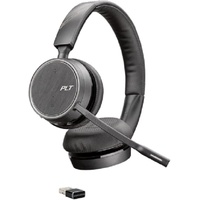 Plantronics POLY 4220 UC Kopfhörer Bluetooth Schwarz