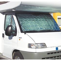 Thermomatten-Set für Renault Traffic ab Baujahr 09/2014 grau