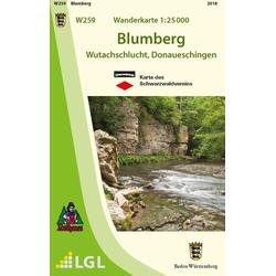 Blumberg 1 : 25 000