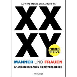 XX XY - Männer und Frauen als Buch von Matthias Stolz/ Ole Häntzschel