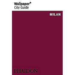 Wallpaper City Guide Milan. Wallpaper  - Buch