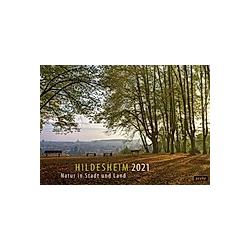 Hildesheim 2021 (DIN A3-Wandkalender)