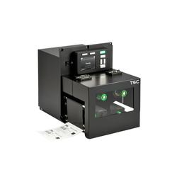 PEX-1160 - Stationäres Etikettendruck-Modul, thermotransfer, 600dpi, Druckgeschwindigkeit 152mm/Sek., USB + RS232 + Ethernet, linke Hand
