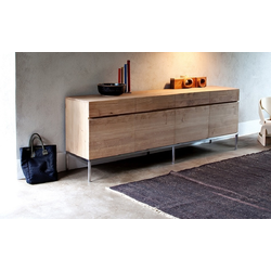 Ethnicraft Oak Ligna Sideboard 165 cm