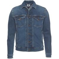 Tommy Jeans Regular Trucker Jacket blau S