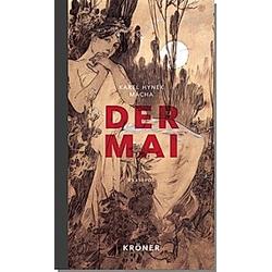 Der Mai. Karel H. Macha  - Buch