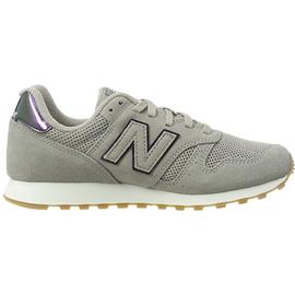 NEW BALANCE WL373 light grey/ white-gum, 38