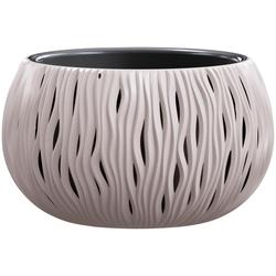 Prosperplast Pflanzkübel Sandy Bowl, ØxH: 37x21 cm