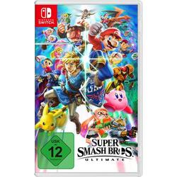 Nintendo Super Smash Bros. Ultimate Switch USK: 12