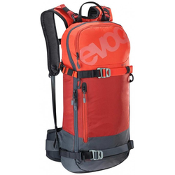 EVOC FR DAY 16L Rucksack 2021 chili red/carbon grey - S