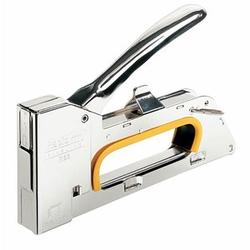 Rapid Handtacker PRO R23E silber
