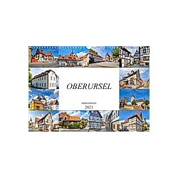 Oberursel Impressionen (Wandkalender 2021 DIN A3 quer)