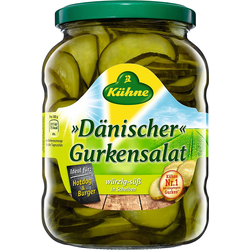Kühne Dänischer Gurkensalat 670g